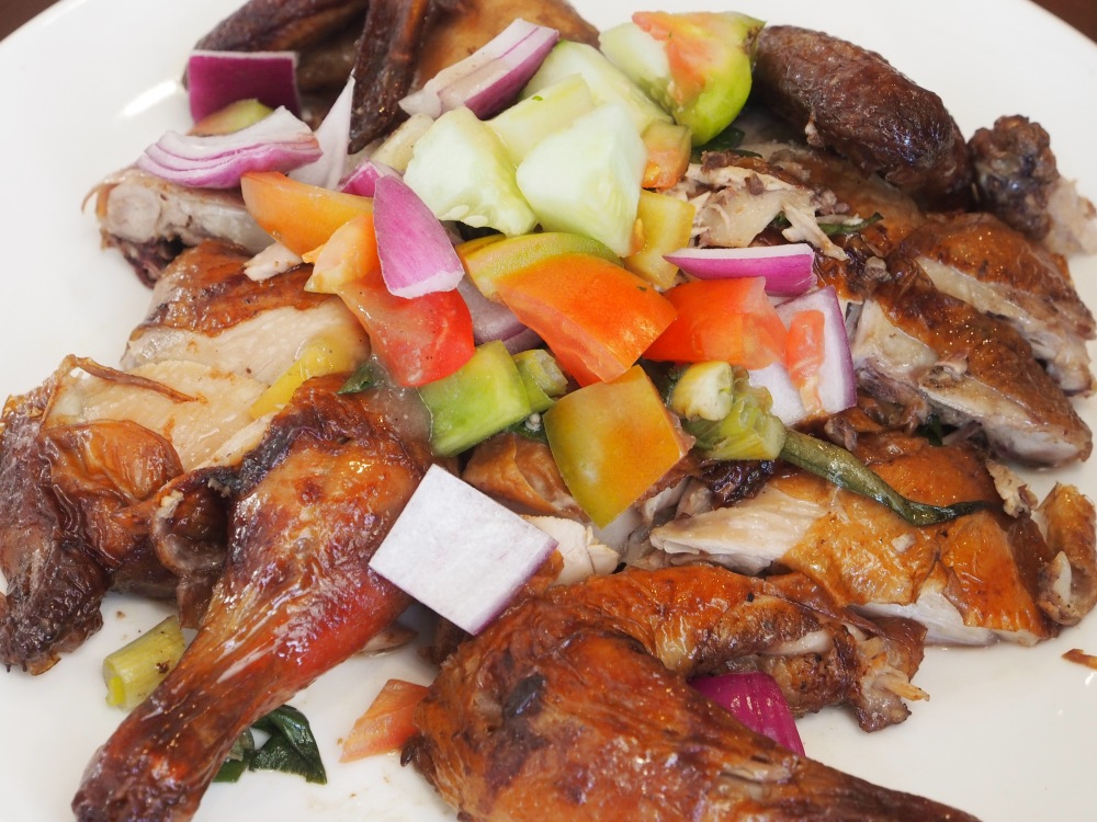 Signature Lechon Manok or Roasted Chicken by Patok sa Manok