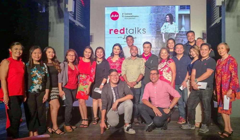 davao bloggers davao influencers and davao media at #airasiaredtalks
