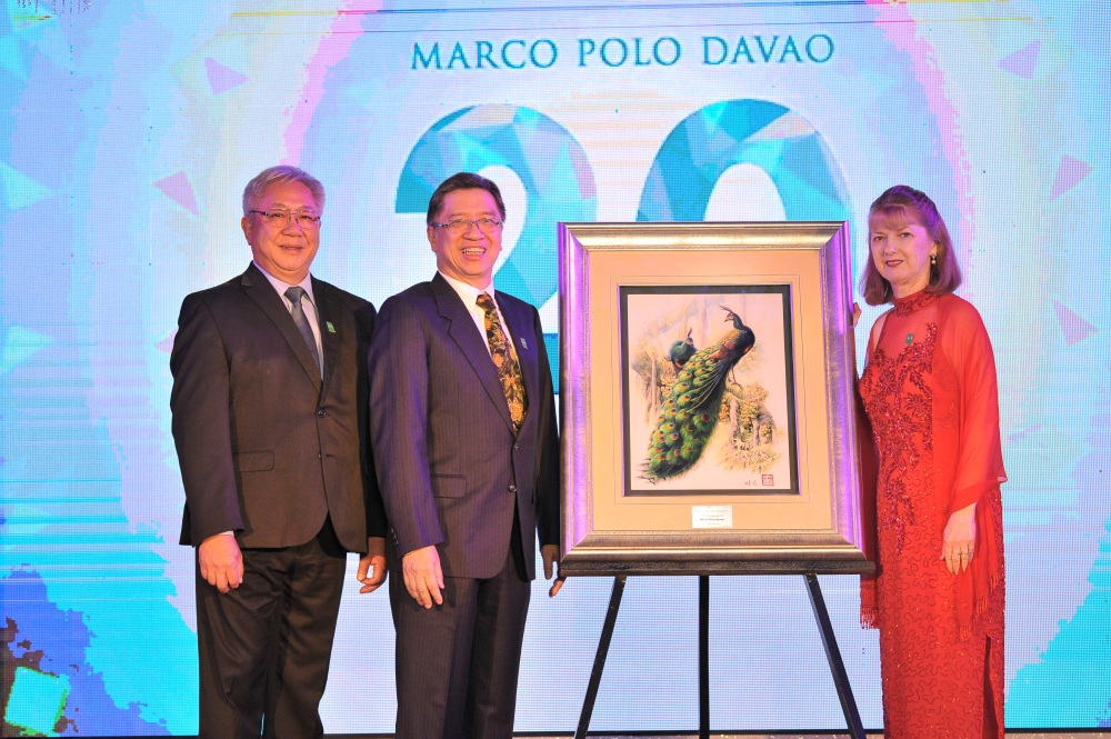 Marco Polo Davao 20th Anniversary read at Busyqueenphils Blog