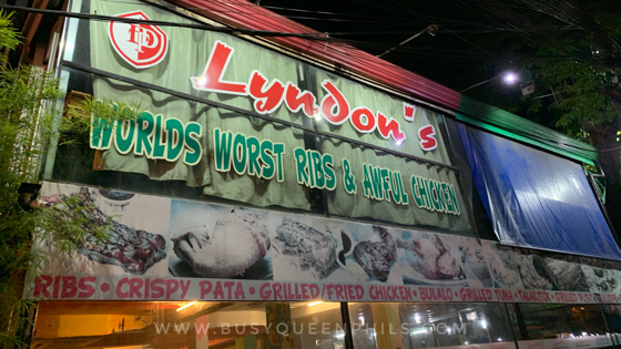 Busyqueenphils Davao Blogger features Davao Restaurant