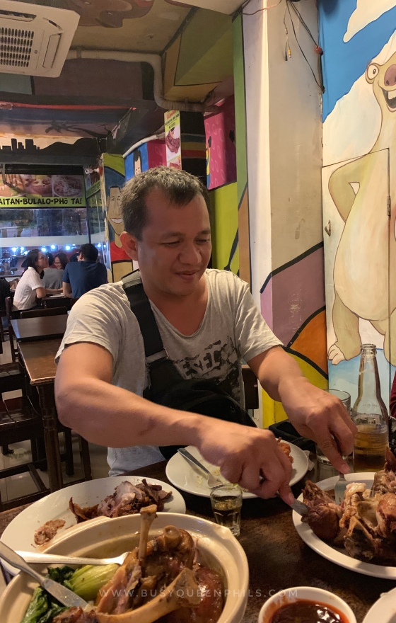 Lyndon's World's Worst Ribs and Awful Chicken Busyqueenphils Blog