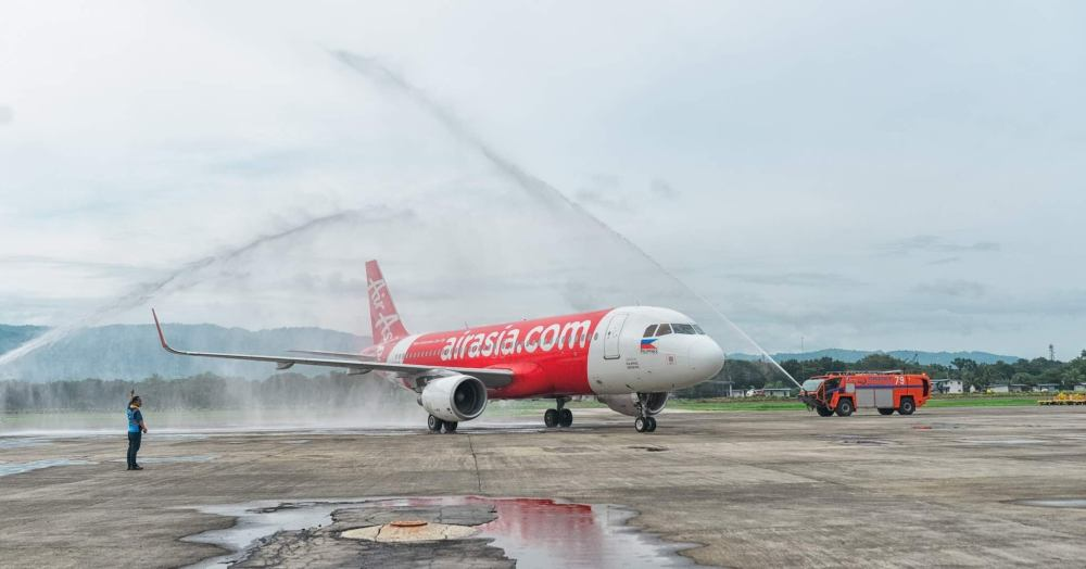 airasia post on busyqueenphils blog